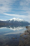 Lago McDonald Foto de Stock Royalty Free