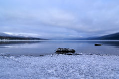 Lago McDonald Imagens de Stock