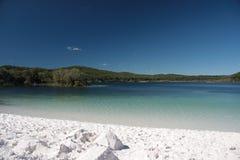 Lago Mckenzie Imagenes de archivo