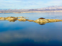 Lago Mead Islands Fotografie Stock Libere da Diritti