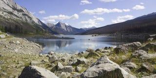 Lago medicine imagen de archivo libre de regalías