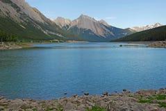 Lago medicine fotografía de archivo
