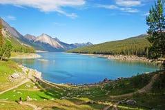 Lago medicine foto de archivo libre de regalías