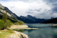 Lago medicine fotografie stock libere da diritti