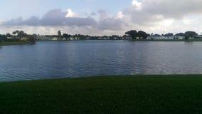Lago Miami imagen de archivo libre de regalías