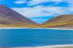 Lago Miniques fotos de archivo libres de regalías