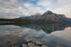 Lago Minnewanbka Fotografía de archivo libre de regalías