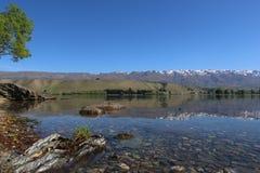 Lago mirror Fotografie Stock Libere da Diritti