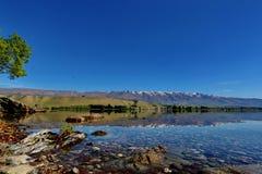Lago mirror Immagini Stock