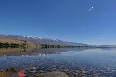 Lago mirror Fotografia Stock Libera da Diritti