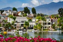 Lago Mission Viejo - Mission Viejo, California Imagen de archivo libre de regalías