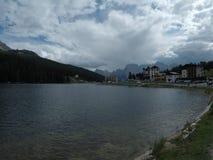 Lago Misurina Imagem de Stock Royalty Free