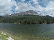 Lago Misurina Imagens de Stock Royalty Free