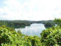 Lago Mohamaya, Chittagong fotografía de archivo libre de regalías