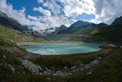 Lago Moiry Imagem de Stock