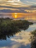 Lago Monroe imagens de stock royalty free