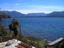Lago & montagne Fotografia Stock Libera da Diritti