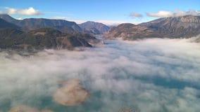 Lago Montain dalla Francia immagini stock libere da diritti