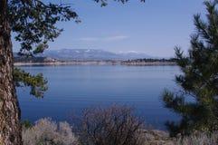 Lago Montana georgetown Fotografía de archivo