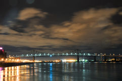 Lago Montreal Imagem de Stock Royalty Free