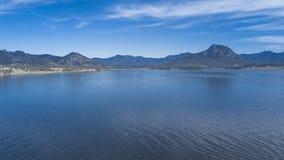 Lago Moogerah en Queensland Foto de archivo libre de regalías