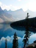 Lago moraine Imagen de archivo