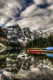 Lago moraine Foto de Stock