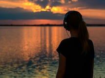 Lago Morii Fotografía de archivo libre de regalías