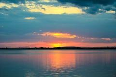 Lago Morii Fotos de archivo libres de regalías