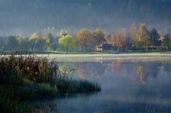Lago morning Fotos de Stock