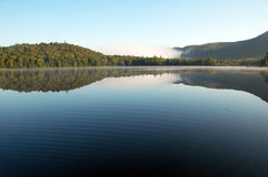 Lago morning Imagem de Stock Royalty Free