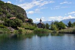 Lago Moro Fotografie Stock