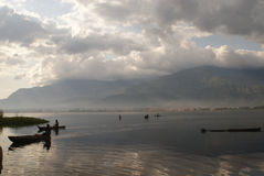 Lago Morogoro Fotografie Stock Libere da Diritti