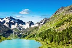 Lago mountain Fotografie Stock Libere da Diritti