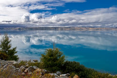 Lago mountain Foto de archivo