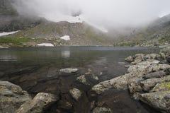 Lago mountain Imagenes de archivo
