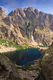 Lago mountain Fotografia Stock Libera da Diritti