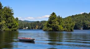 Lago mountain Imagem de Stock