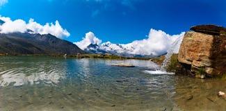 Lago mountain Immagini Stock Libere da Diritti