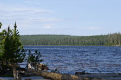 Lago mountain Imagen de archivo libre de regalías