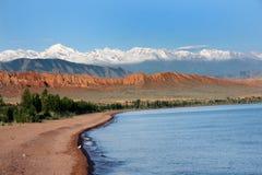 Lago mountain. Imágenes de archivo libres de regalías