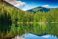 Lago mountain Imagens de Stock