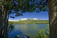Lago mountain Foto de Stock Royalty Free