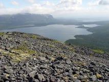 Lago mountain Foto de Stock