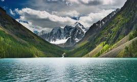 Lago mountain Fotografia Stock