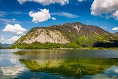 Lago mountain in alpi di estate, Austria Fotografia Stock Libera da Diritti