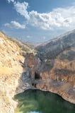 Lago mountain en Stari Ledinci, Serbia. Imágenes de archivo libres de regalías