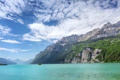Lago mountain - Svizzera Fotografia Stock