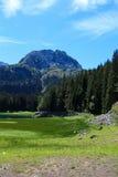 Lago mountains Immagini Stock