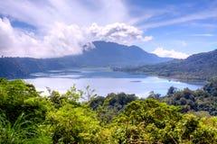 Lago Munduk Fotos de archivo